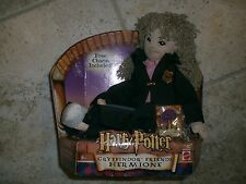 Collectible Harry Potter Gryffindor Friends HERMIONE Plush Doll w/ Charm