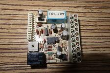 SSS Siedle TS WT . MZ-12 Elektronik  > neuwertig für Türtelefon  Klingelanlage