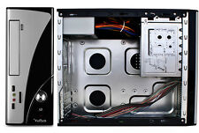 CASE MINI CON ALIMENTATORE 500 WATT MICRO ATX 500W PC vultech 2490