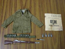 Gi Joe Vintage Combat Field Jacket set loose