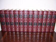 Easton Press WINSTON S CHURCHILL 12 vols Martin Gilbert & Randolph S Churchill