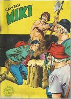 SERIE ALTERNATA GRANDE BLEK / CAPITAN MIKI - 12 - edizione dardo  - 1970