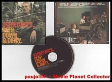 "STEREO MC'S ""Deep Down & Dirty"" (CD) 2001"