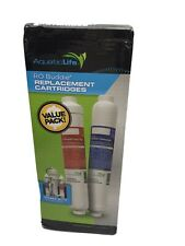 Aquaticlife Ro Buddie Replacement Cartridges New