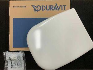 Duravit D-Code Softclose WC-Sitz in weiß mit Absenkautomatik Nr. 0067390000