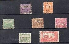 Ex Colonias Francesas Tunez Valores del año 1921-23 (CZ-112)
