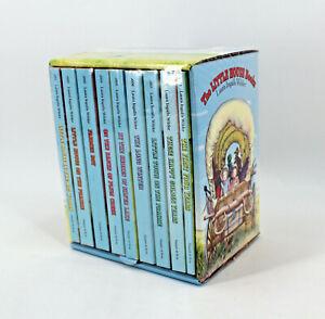 Little House Laura Ingalls Wilder 9 Books Box Set Paperback - New Sealed