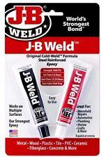 EXTRA STRONG JB J-B Weld The Best Cold Weld Formula Steel Reinforced Epoxy Glue