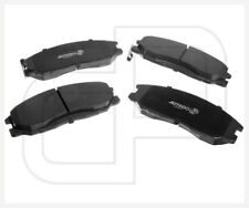 Bremsbeläge HYUNDAI H-1 Kasten + Santa Fe 1 Trajet vorne | Vorderachse