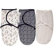 NoJo Just Swaddled Stargazer 3 Pack Blankets - Baby boy 0-3 Months - S/M