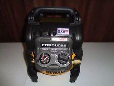 Dewalt Flexvolt 60V Max 2.5 Gal Cordless Compressor DCC2560B