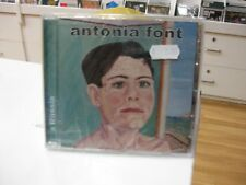 ANTONIA FONT CD SPANISH CATALAN A RUSSIA