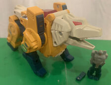 Transformers G1 Weirdwolf & Monzo, Original 1987 Headmaster Lot