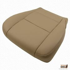 Driver Bottom Synthetic leather Seat cover Color In Tan For 2004 Toyota Sequoia