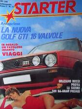 STARTER n°25 1985 Zeudi Araya Ferrari 365 GTB 4/S    [P30]