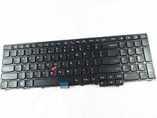 New Origginal US Keyboard 04Y2652 f. Lenovo Thinkpad T540p W540 W541