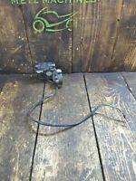 1987 Yamaha SRX-250 SRX250 SRX 250 OEM Front brake master cylinder Nissin