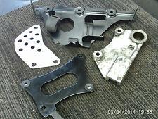 KAWASAKI ZX6R ZX 6 R ZX 6R G 98 heel plate caliper mount coil plate cdi bracket