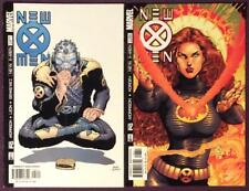 X-men #127 & 128.  1st appearance Fantomex (Marvel 2002) 2 x NM- issues