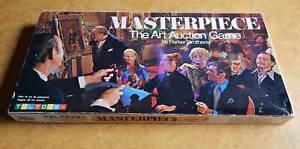 Vintage Masterpiece Board Game - TolToys 1970