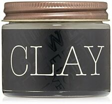 Man Made Clay - Thicker & Fuller Hair, No Parabens 2 oz by 18.21