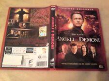 "16AFFARI  FILM DVD ORIGINALE ""ANGELI E DEMONI"""