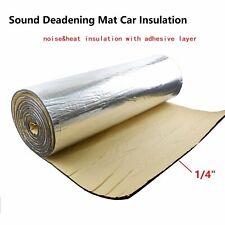 Heat Insulation Shield  Thermal Noise Killer Car Sound Dampening Mat 100