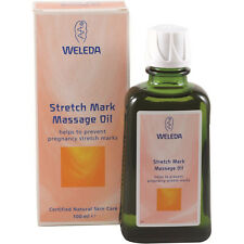 Weleda Stretch Mark Massage Oil 100ml * Helps smooth skin and avoid stretch mark