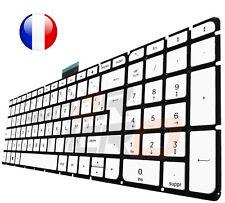 Clavier Français Azerty Blanc pour HP Pavilion 15-ab260nf 15-ab261nf 15-ab262nf