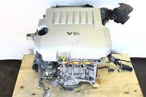 2006-2015 Lexus RX350 ES350 Engine Motor 3.5L V6 Dual VVTi JDM FWD 2GRFE