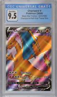 CGC 9.5 Gem Mint Pokemon Charizard V SWSH050 Black Star Promo