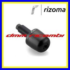 Terminale manubrio RIZOMA MA301 PROGUARD universale Moto Scooter Atv Quad Nero