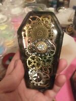 Steampunk Coffin Trinket Box