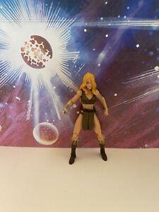 2014 Hasbro 3.75 Marvel Universe The Savage Land Shanna Action Figure Loose