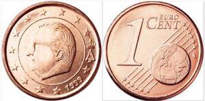 BELGIUM 1 Euro Cent, 2001, KM:224, UNC World Coin