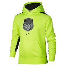 Boys 8-20 Nike Dominator Hoodie, Boy's, Small, Drk Yellow NWT
