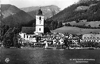 B69995 St Wolfgang mit Schafberg  austria