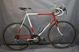 Trek Tri Series 500 Vintage Triathlon Bike 1986 61cm XLarge Reynolds US Charity!