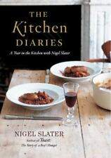 The Kitchen Diaries: A Year in the Kitchen with Nigel Slater-ExLibrary