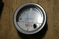 "NEW DWYR MAGNEHELIC GAUGE 0-.50"" OF WATER"
