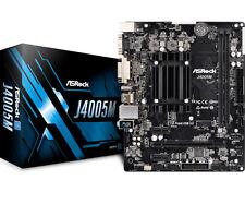 Asrock J4005m Matx placa base Intel integrado procesador CPU