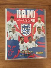 Panini England 2018 Adrenalyn XL complete, excellent