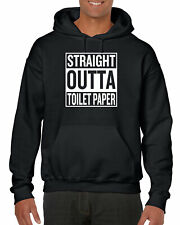 701 Straight Out of Toilet Paper Hoodie funny pandemic social distancing new
