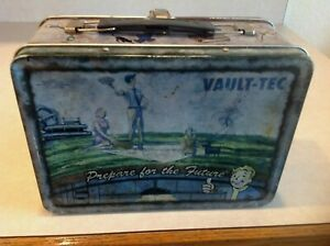 Fallout 3-Vault Tec Collector's Lunch Box-2008. Lunch Box Only