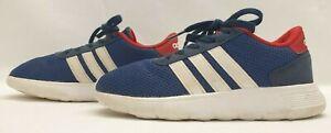 GENUINE NEO Trainers Size UK 13 EU 31.5 Blue Mesh Boys Lightweight Sneakers