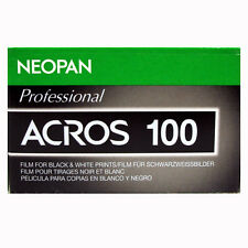 Fuji Neopan Acros 100 Professional Black & White Film 36exp