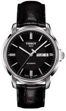 NEW TISSOT AUTOMATIC III BLACK DIAL T065.430.16.051.00 T0654301605100