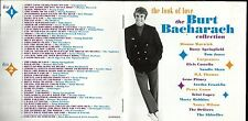 Burt Bacharach Collection 2cd,50 songs- Dusty Springfield,Carpenters,Pretenders,