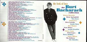 Burt Bacharach Collection 2cd,50 songs- Dusty Springfield,Carpenters,Pretenders,