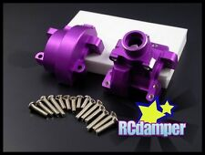 GPM ALUMINUM FRONT OR REAR GEAR BOX P FOR HPI NITRO MT2 RS4 3 III ALLOY